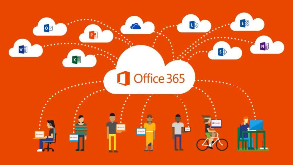 Office 365 digital workplace digitálne pracovisko